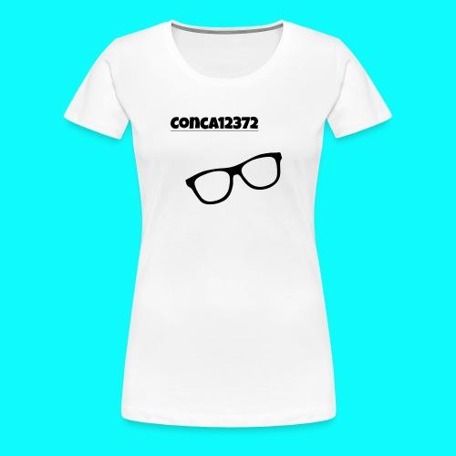 Conca12372 - Women's Premium T-Shirt
