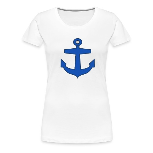 BLUE ANCHOR CLOTHES - Women's Premium T-Shirt