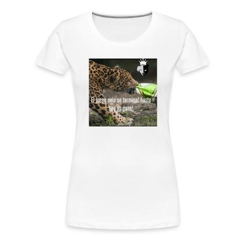 Game jaguar - Camiseta premium mujer