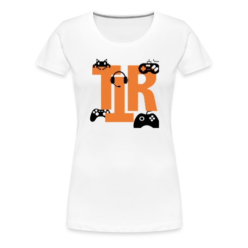 ttr streams - Women's Premium T-Shirt
