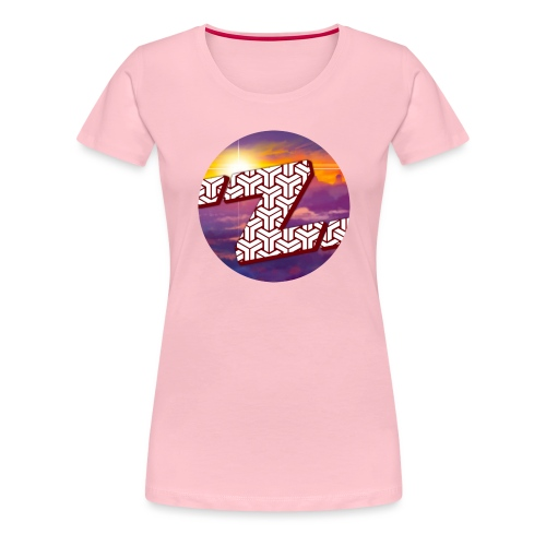 Zestalot Designs - Women's Premium T-Shirt