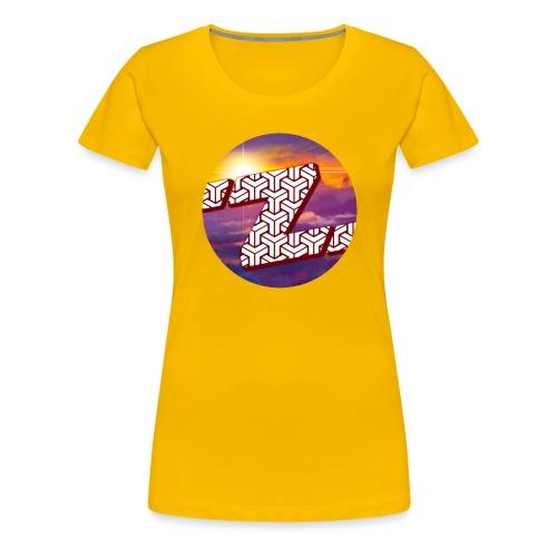 Zestalot Merchandise - Women's Premium T-Shirt