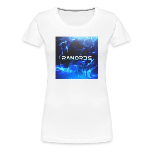RanordsLogo - Dame premium T-shirt