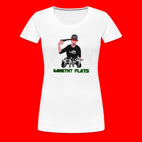 FK MY LIFE YT PREMIUM - Frauen Premium T-Shirt
