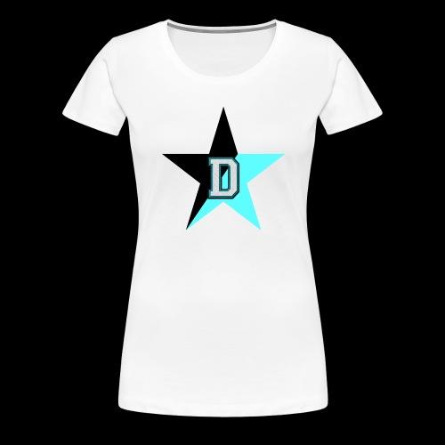 NoBeatGaming Logo - Women's Premium T-Shirt