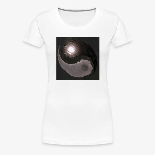 Substance: Ying Yang - Women's Premium T-Shirt