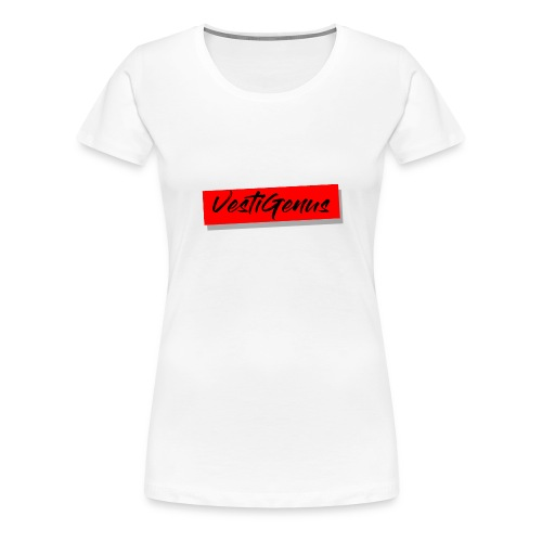 Ceci est le logo de ma marque de Vêtement - T-shirt Premium Femme