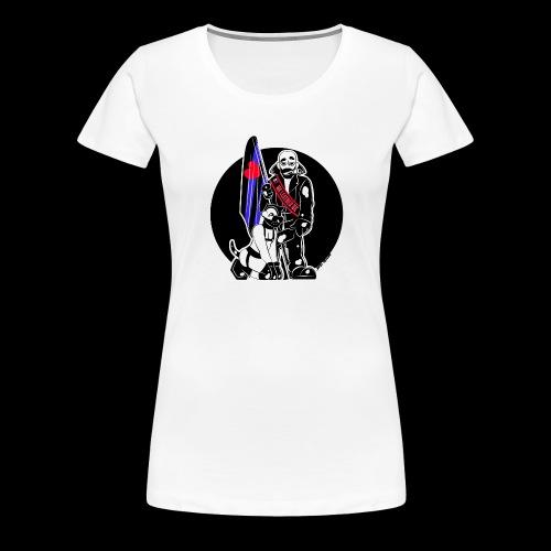 Mr Leather UK 2017 Merchandise - Women's Premium T-Shirt