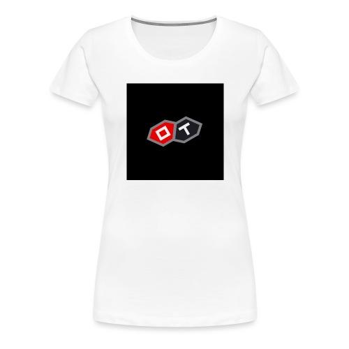 OT LOGO-BLACK-BIG - Frauen Premium T-Shirt