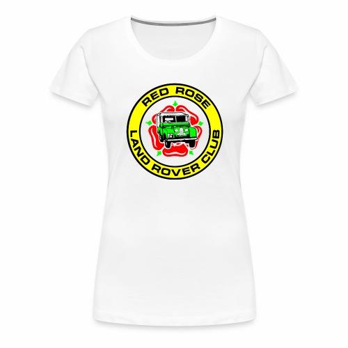 Red Rose LRC - Women's Premium T-Shirt