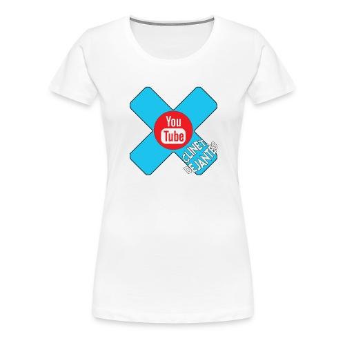 clinetdéjantés - T-shirt Premium Femme