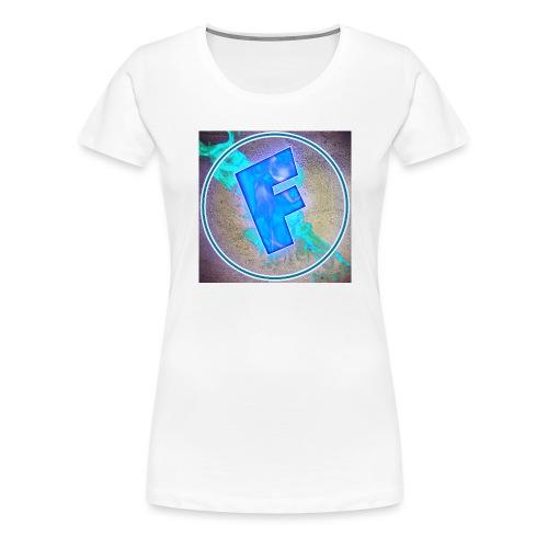 logo flowing82 v3 1 - T-shirt Premium Femme