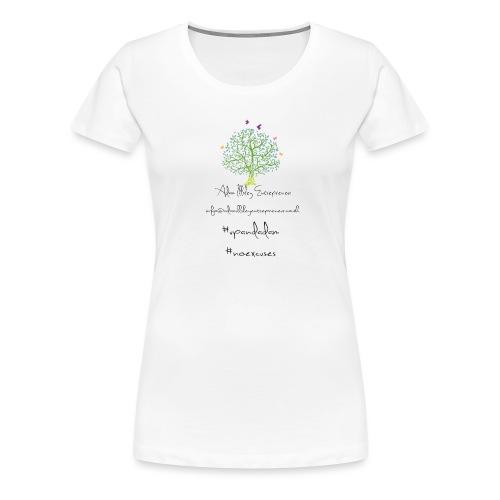 Adam Illsley Entrepreneur Main Logo - Women's Premium T-Shirt