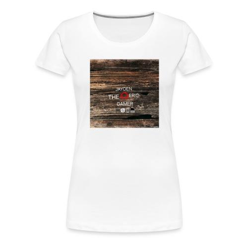 Jays cap - Women's Premium T-Shirt