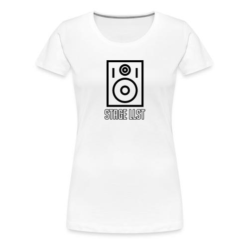 Stage LLST - Premium T-skjorte for kvinner