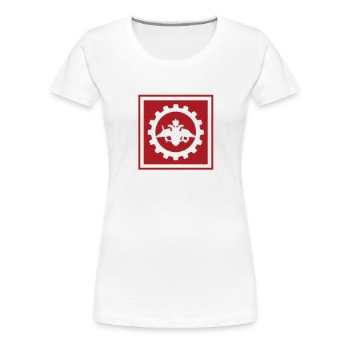 afrf transparent large - Women's Premium T-Shirt