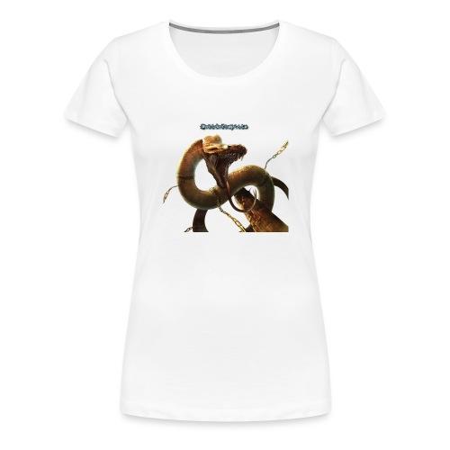 Snake - T-shirt Premium Femme