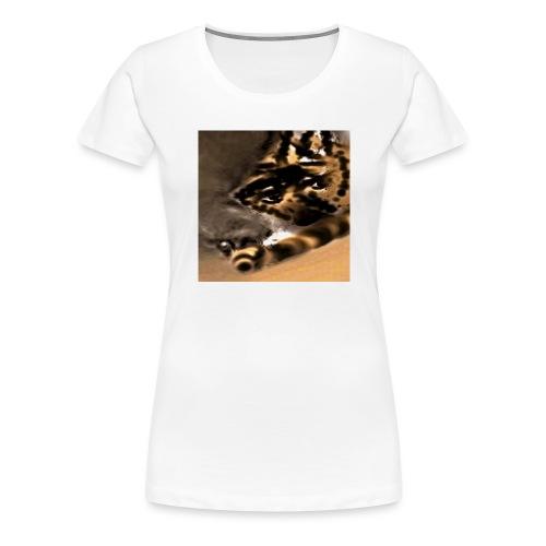 fauve dans la brume - T-shirt Premium Femme