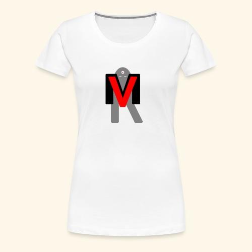 MVR LOGO - Women's Premium T-Shirt