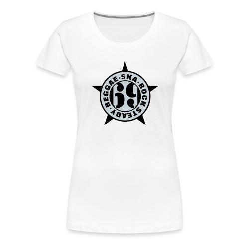 Ska, Rock Steady, Reggae 69 - Frauen Premium T-Shirt