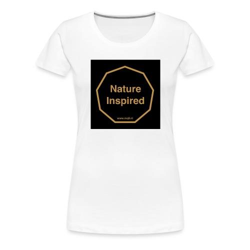 Nature Inspired - Women's Premium T-Shirt