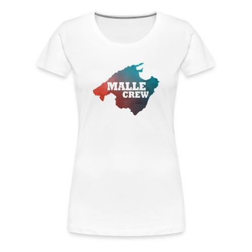 Mallorca Crew Trip - Frauen Premium T-Shirt