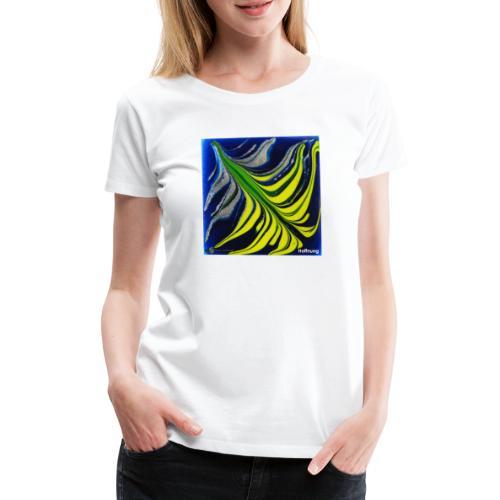 TIAN GREEN Mosaik DK037 - Hoffnung - Frauen Premium T-Shirt