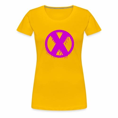 X - T-shirt Premium Femme