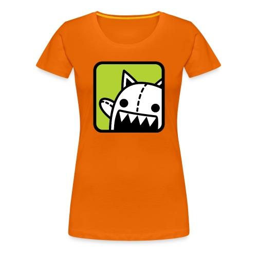 Legofarmen - Premium-T-shirt dam