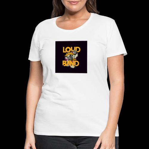 logo-chapas - Camiseta premium mujer