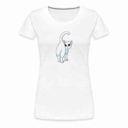 Smudge Looking back - Women's Premium T-Shirt