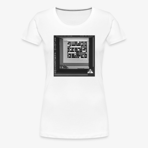 STUDIO PERCEPTION BAYONNE - PERCEPTION CLOTHING - T-shirt Premium Femme