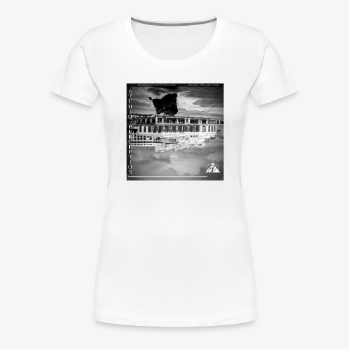 PERCEPTON BIARRITZ - PERCEPTION CLOTHING - T-shirt Premium Femme
