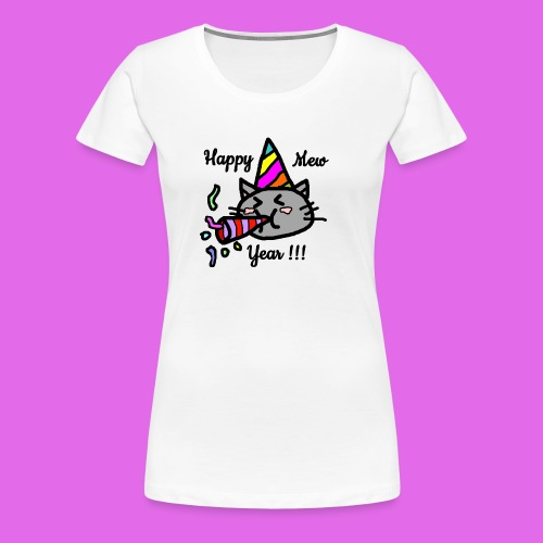 New Year ! - T-shirt Premium Femme