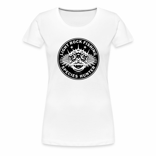 LRF Species hunter Logo 01 - Vrouwen Premium T-shirt
