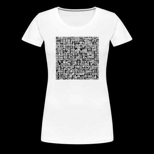 324 - Frauen Premium T-Shirt