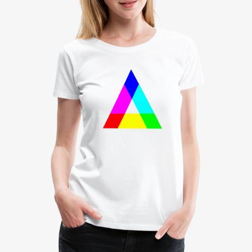 Spektrum - Frauen Premium T-Shirt
