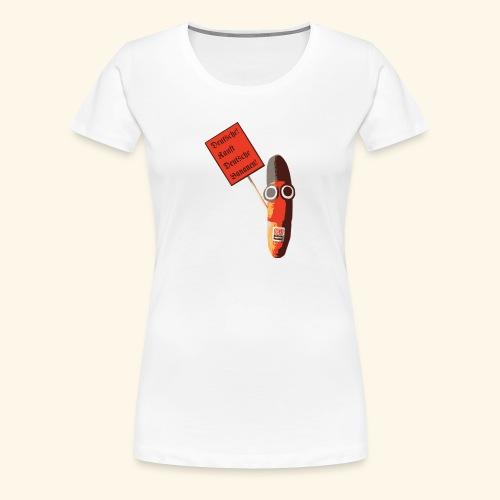 Kauft deutsche Bananen - Frauen Premium T-Shirt