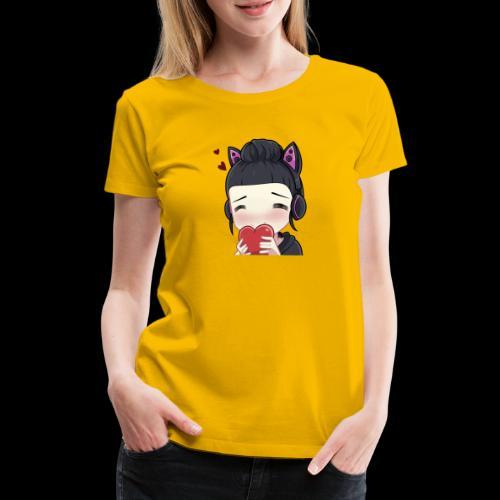 HoneyLove - Frauen Premium T-Shirt