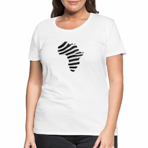 Africa wild Z 1 - T-shirt Premium Femme