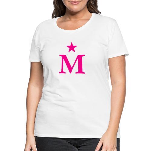 M de Moderdonia rosa - Camiseta premium mujer