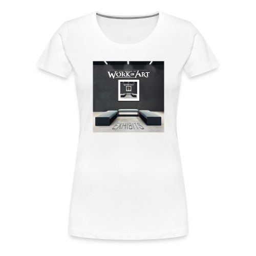 Exhibits - Women's Premium T-Shirt