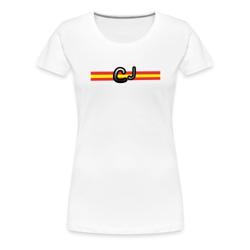 merch logo - Women's Premium T-Shirt