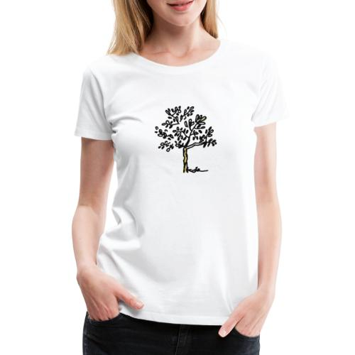 Jeune olivier - Frauen Premium T-Shirt