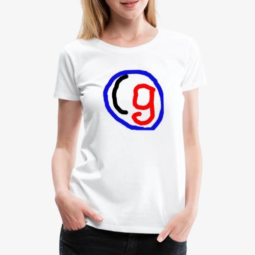 cg - Women's Premium T-Shirt