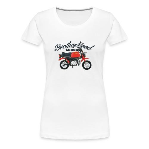 gorilla - T-shirt Premium Femme