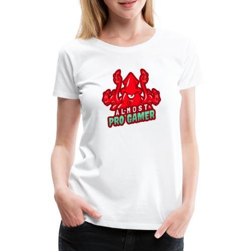 Almost pro gamer RED - Maglietta Premium da donna