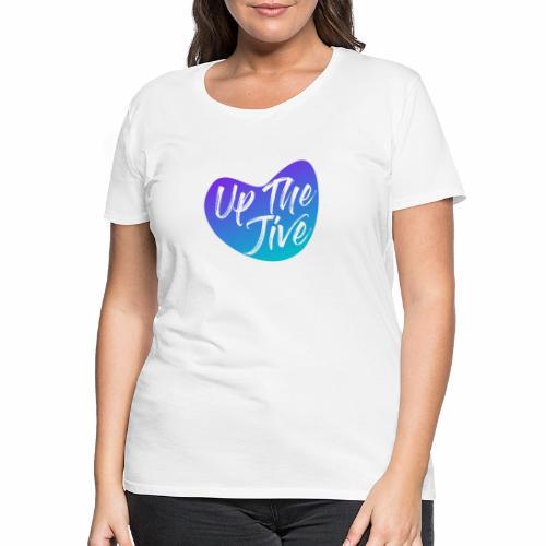 Up The Jive Heart - Women's Premium T-Shirt