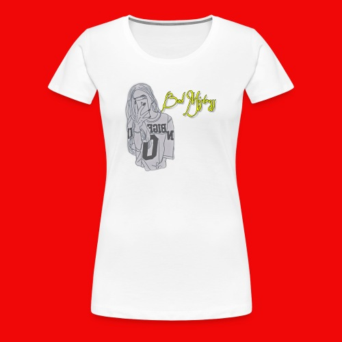 Hiphop style - Frauen Premium T-Shirt