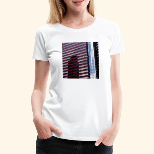 Riflessi americani - Maglietta Premium da donna